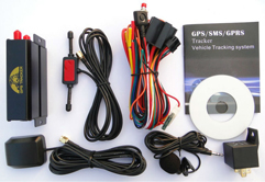 Vehicle Tracking RS 103 tracker